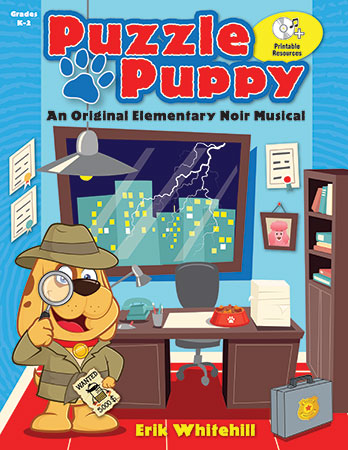 Puzzle Puppy Cover