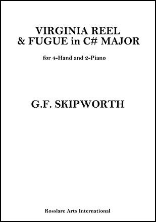 Virginia Reel & Fugue in C# Major