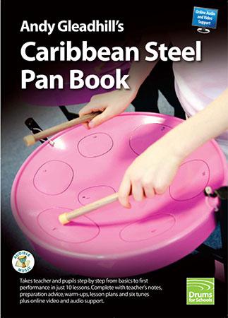 Jumbie Jam Caribbean Steel Pan Book
