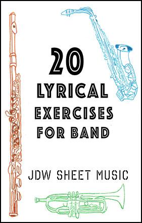 20 Lyrical Exercises for Band
