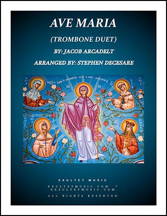 Ave Maria (Trombone Duet)