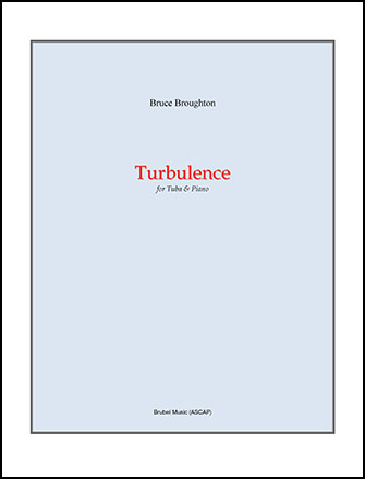 Turbulence for Tuba and Piano