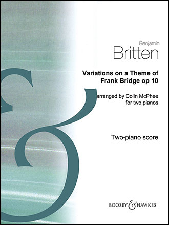 Variations on a Theme of Frank Bridge, Op. 10
