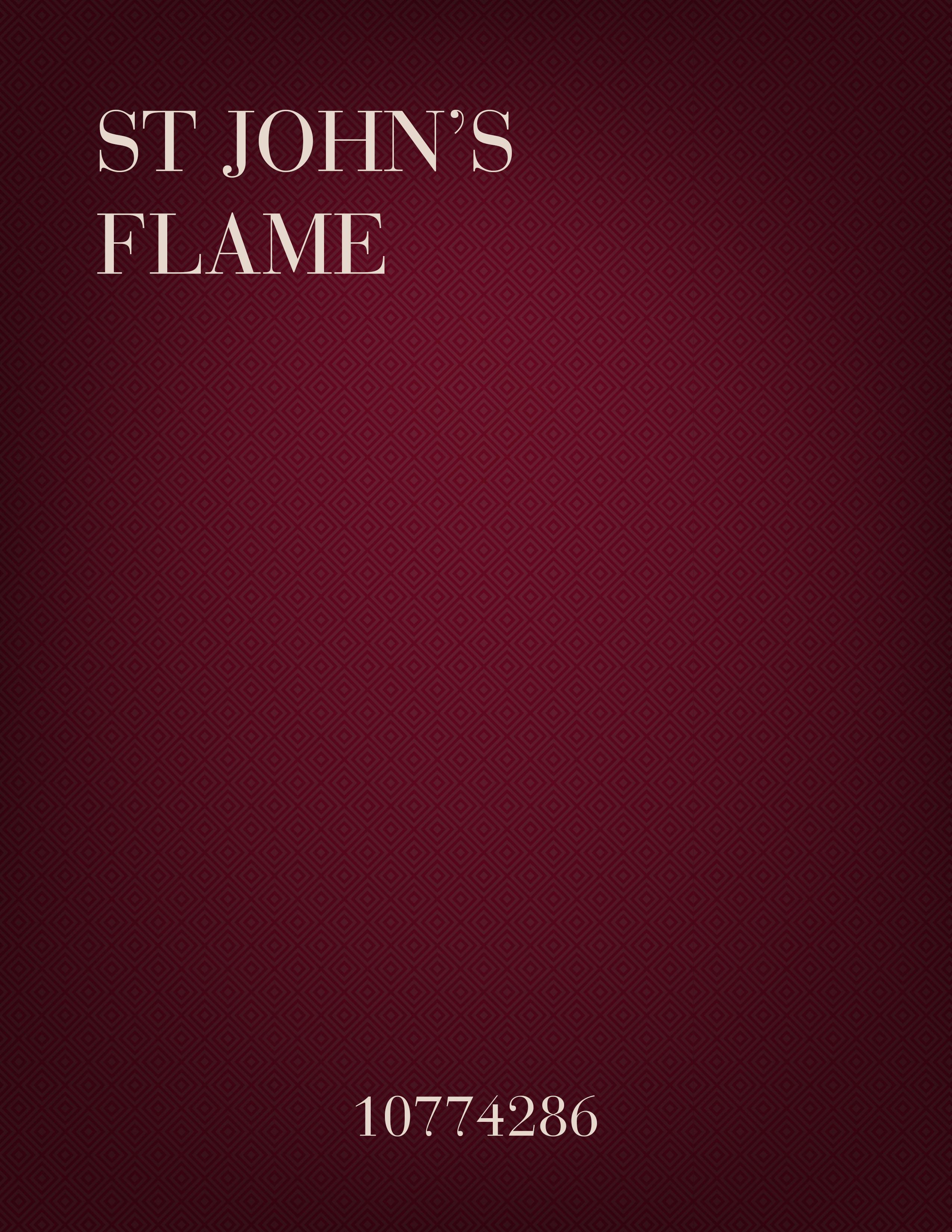 St. John's Flame