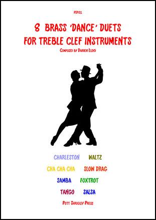 8 'Dance' Brass duets