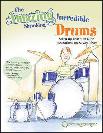 The Amazing Incredible Shrinking Drums