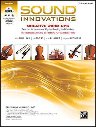 Sound Innovations: Creative Warm-Ups Thumbnail