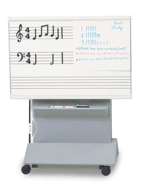 Lessonworks Magnetic Whiteboard