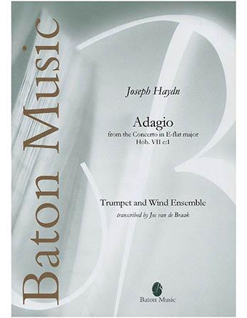 Adagio from the Concerto for Trumpet in Eb Major