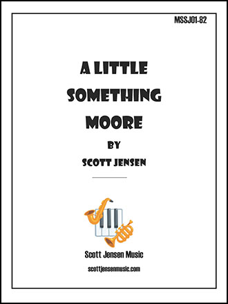 A Little Something Moore