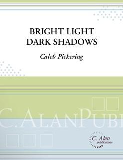 Bright Light Dark Shadows percussion sheet music cover