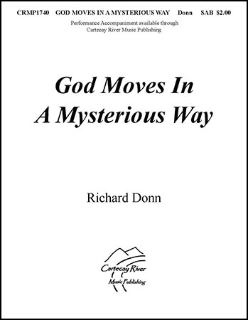God Moves in A Mysterious Way