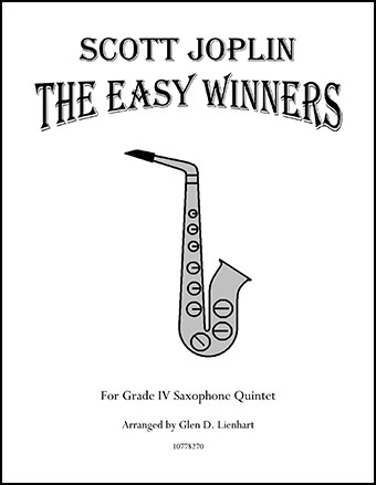 The Easy Winners (Saxophones)