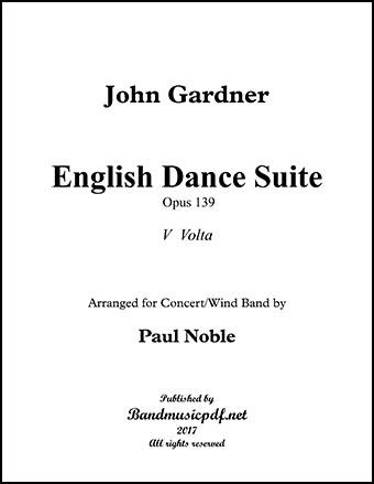 English Dance Suite (Original Version) Complete
