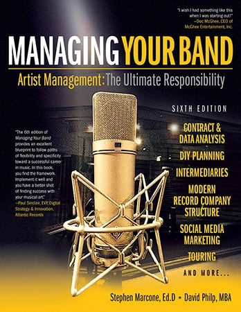 Managing Your Band music accessory image