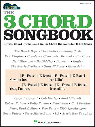 Strum and Sing : The 3 Chord Songbook