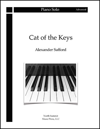 Cat on the Keys