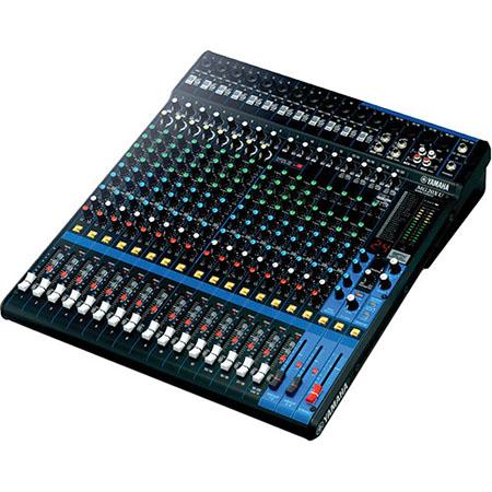 Yamaha MG20XU Analog Mixer