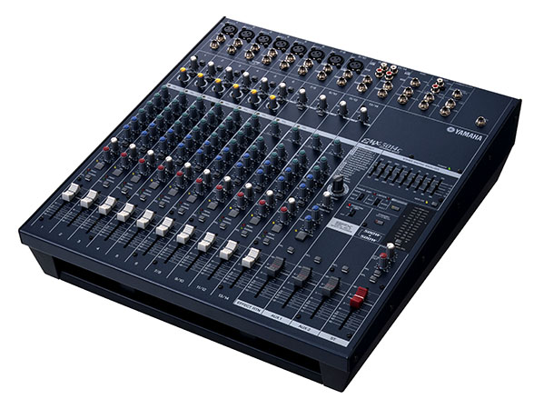 Yamaha Powered Mixer EMX5014C