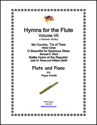 Hymns for the Flute Volume VII