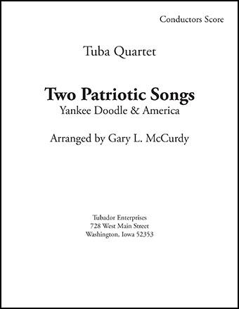 Two Patriotic Songs
