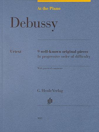 Debussy: At the Piano