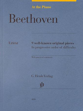 Beethoven: At the Piano