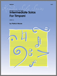 Intermediate Solos for Timpani
