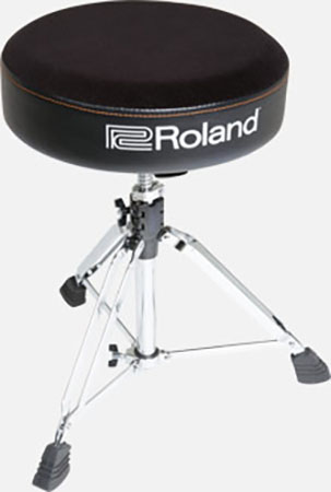 Drum Throne, Round