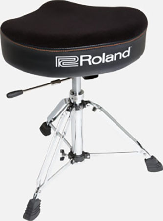 Drum Throne, Saddle with Hydraulic Base