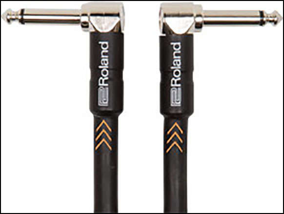 Roland Instrument Cables, Angled Angled