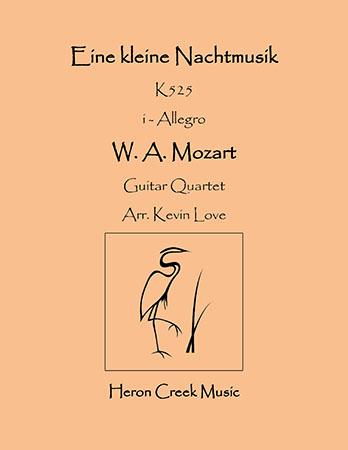 Eine kleine Nachtmusik - K. 525