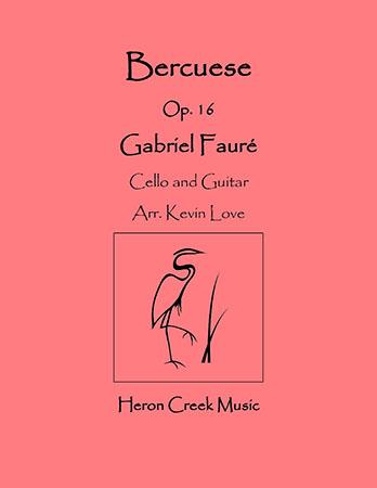 Berceuse, Op. 16