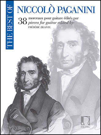 The Best of Niccolo Paganini