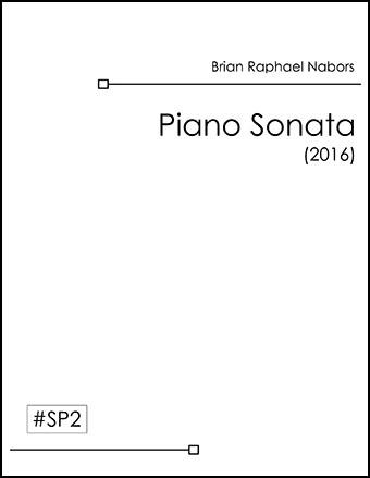 Piano Sonata (2016)