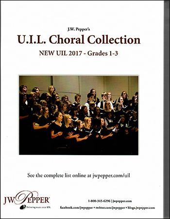 UIL Choral Collection 2017 Update
