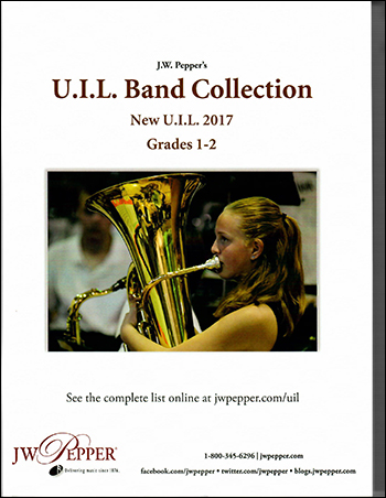 UIL Band Collection 2017 Update