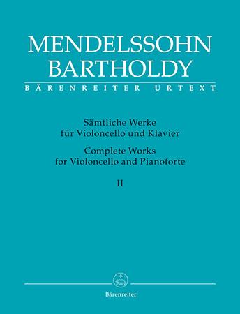 Complete Works for Violoncello and Pianoforte, Vol. 2