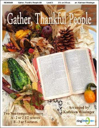 Gather, Thankful People Cover
