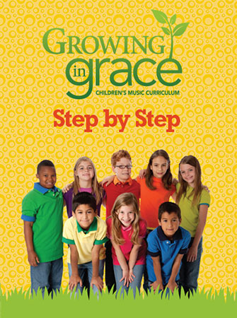 Step By Step from Growing in Grace Cover