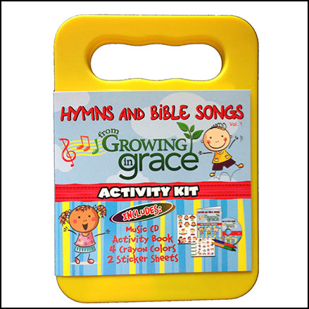 Hymns and Bible Songs Activity Kit