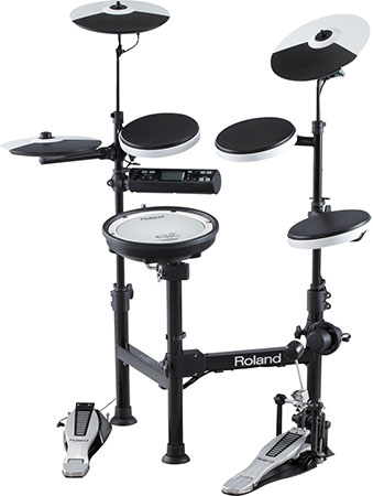 Roland TD-4KP V-Drums Electronic Drum Kit