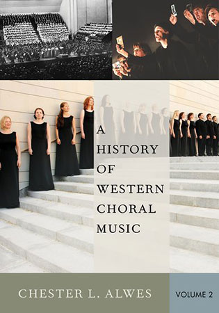 A History of Western Choral Music, Vol. 2