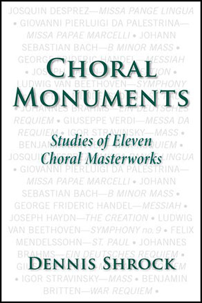 Choral Monuments by Dennis Shrock| J W  Pepper Sheet Music