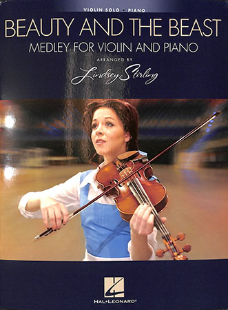 Beauty and the Beast: Medley for Violin and Piano