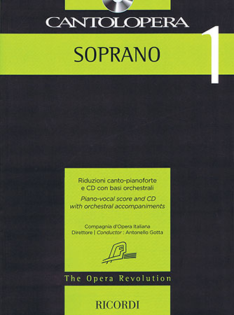 Cantolopera Vol. 1
