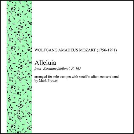 Alleluia, from Exsultate jubilate, K. 165