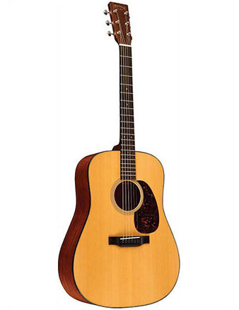 Dreadnaught Acoustic Guitar