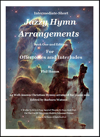Jazzy Hymn Arrangements-Book One 2nd Edition