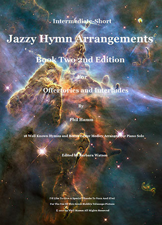 Jazzy Hymn Arrangements-Book Two 2nd Edition